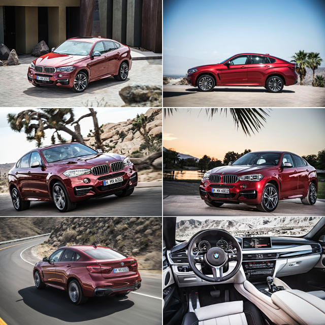 La nouvelle BMW X6 | Photo : Automobile/27avril.com