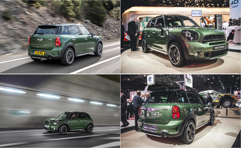 Mini Cooper Countryman 2015, la version VUS de la Mini | Car & Driver