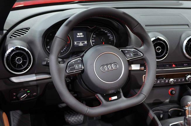 Audi A3 Cabriolet © Audi