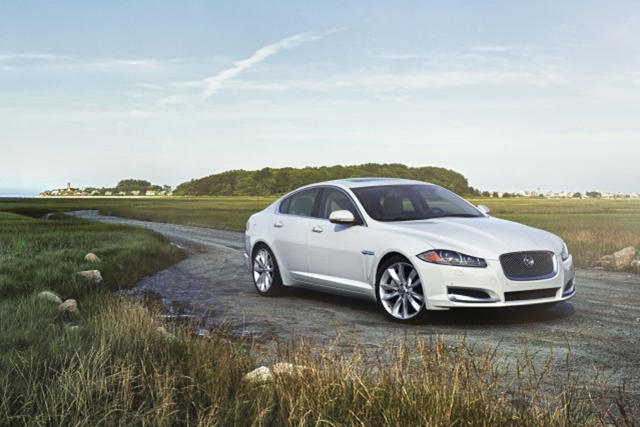 La Jaguar XF 3.0 TI 2015 | Photo : Jaguar