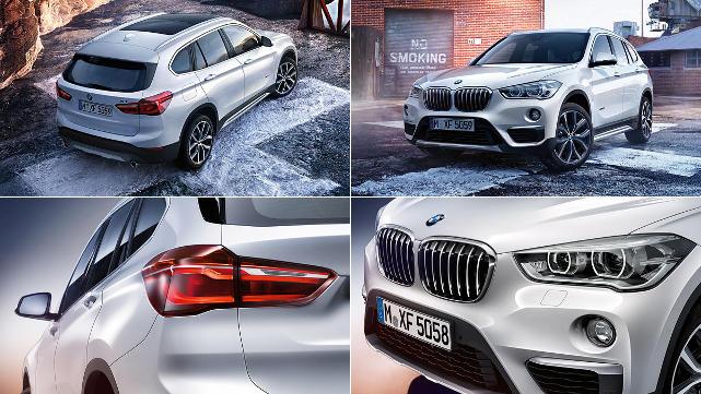 BMW X1 2015 | Photo : BMW