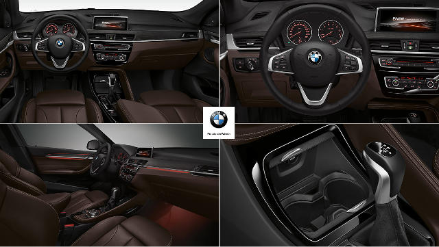 Bmw x1 l gance et classe centre auto togo for Interieur x1