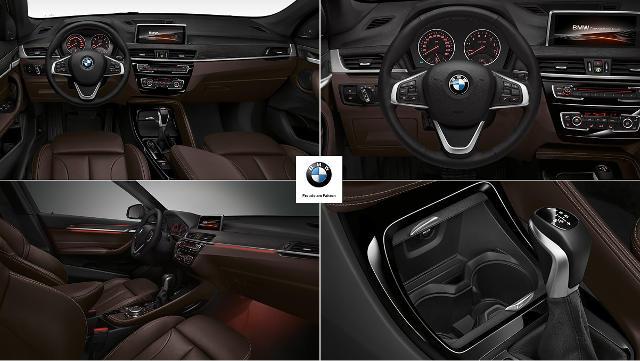 BMW X1 2015, Intérieur | Photo : BMW