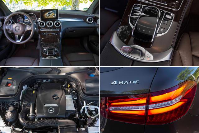 Intérieur et moteur de la GLC | Mercedes-Bez
