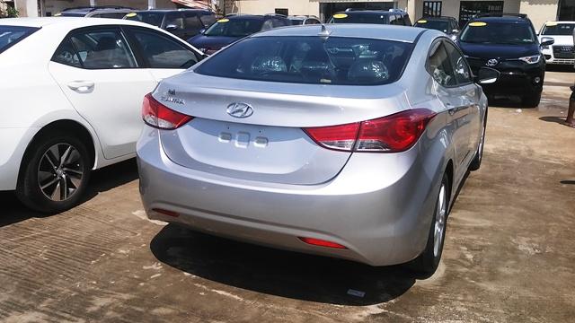 Hyundai Elantra 1 6 2013 Centre Auto Togo Vehicules D